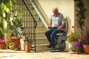outdoor stair lift sacramento