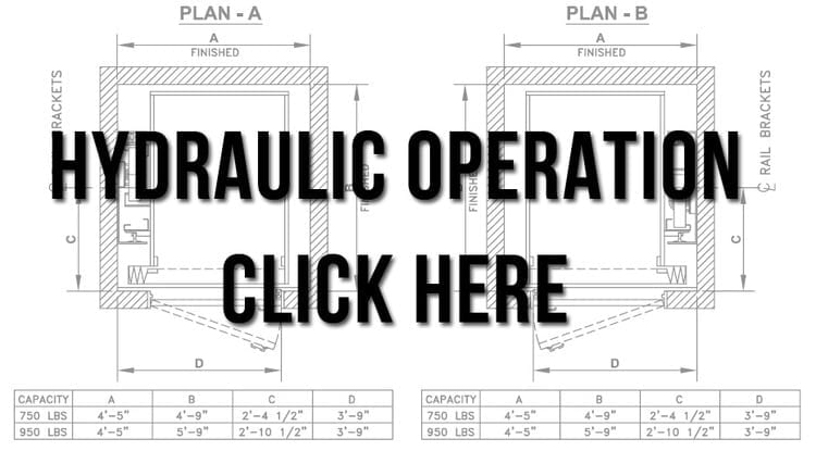 Hydraulic Operations for Builders Specs