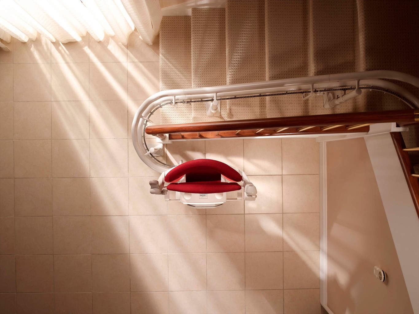 Curved Stairlift Sacramento