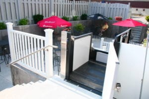Commerical Wheelchair Lift Las Vegas