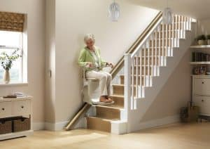 Stair Lift Rail Las Vegas