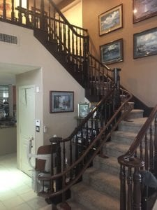 Curved Stair Lift Las Vegas