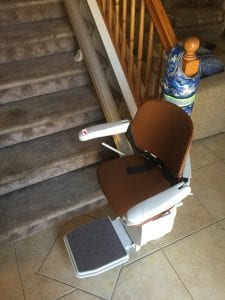 Straight Stair Lift Los Angeles